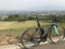 自転車も生活の中に