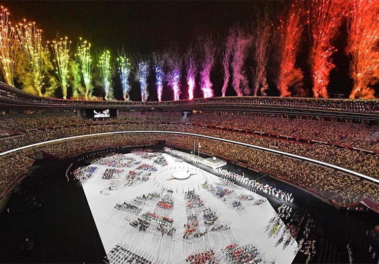 パラリンピックが開催されました